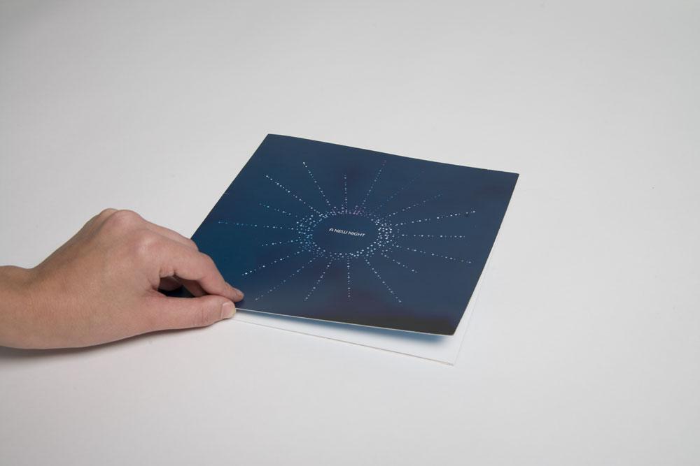 Belgacom event - Marie-Laure-Wonka graphic design