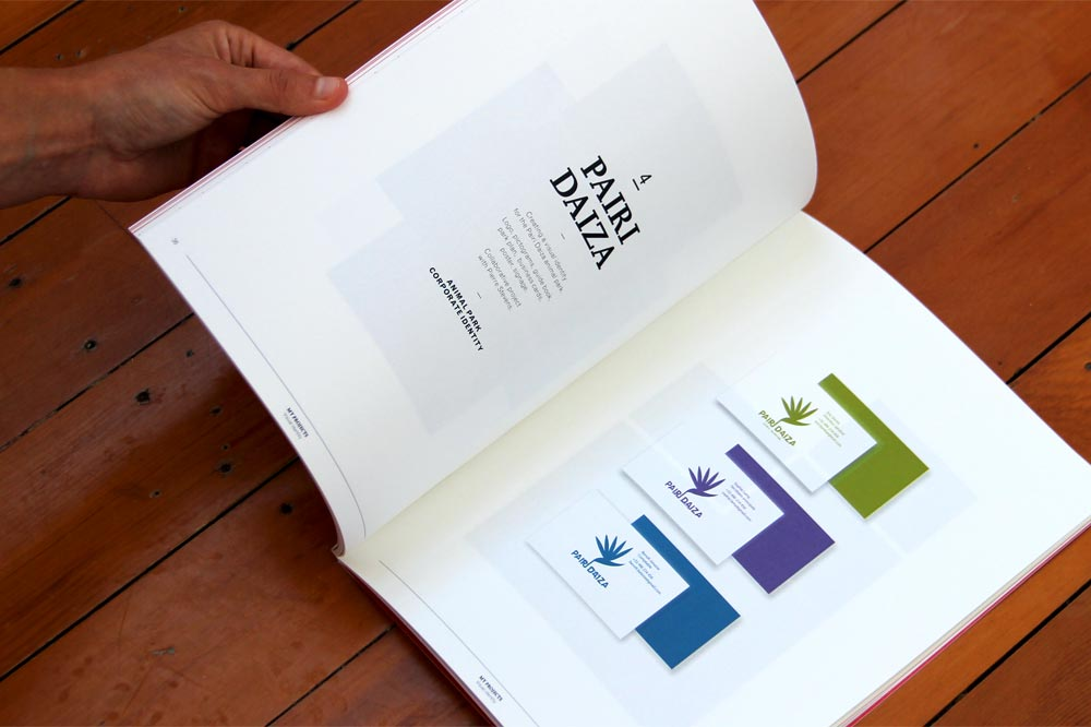 marie-laure wonka graphic design personal portfolio